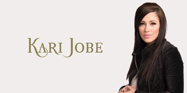 Link che indirizza alla pagina dedicata ai CD e DVD musicali di Kari Jobe