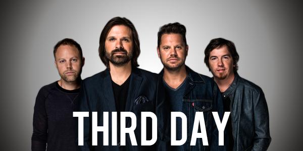 Pagina dedicata ai CD realizzati dai Third Day