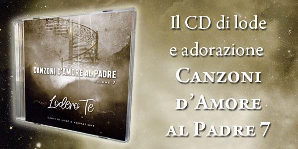 CD di lode e adorazione con bellissimi cantici