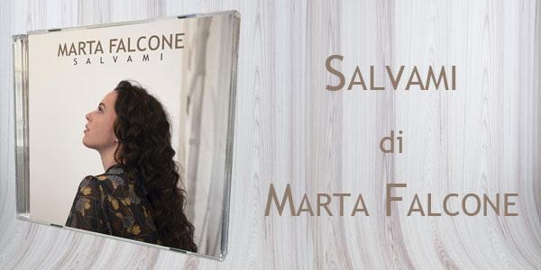 Ultimo Cd realizzato da Marta Falcone