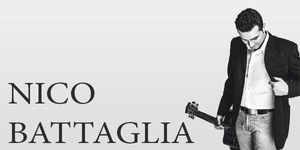 Pagina dedicata ai CD realizzati dal cantautore cristiano Nico Battaglia