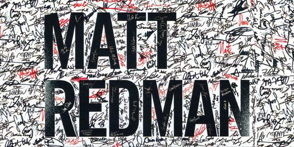 Link alla pagina con la lista dei CD di Matt Redman con cantici di lode e adorazione in inglese