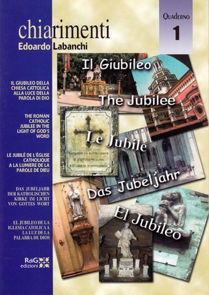 Il Giubileo - Testo in cinque lingue (Spillato)