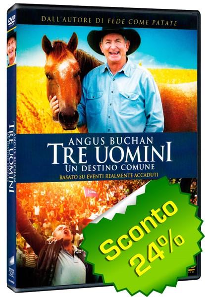 Tre uomini un destino comune [DVD]