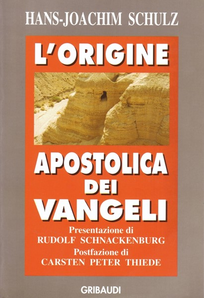L'origine apostolica dei Vangeli (Brossura)