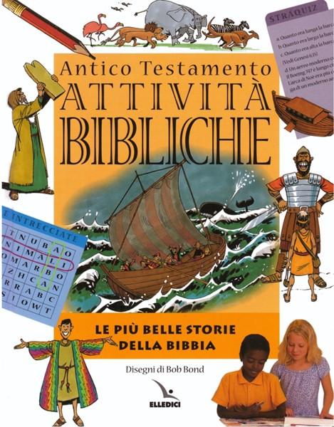 Attività Bibliche - Antico Testamento (Copertina rigida)