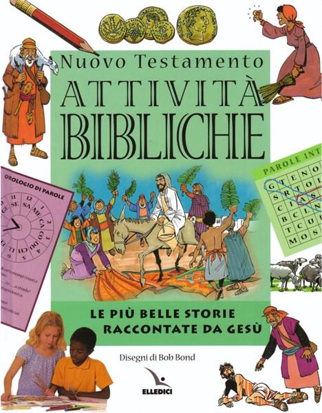 Attività Bibliche - Nuovo Testamento (Copertina rigida)