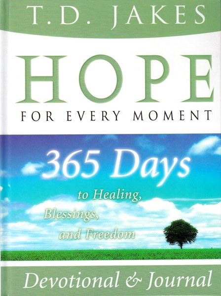 Hope for every moment (Copertina rigida)