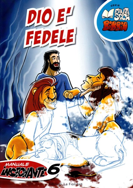 Dio è fedele - 6° Manuale Insegnante (Spillato)