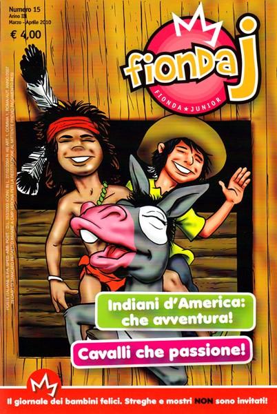Fionda J N°15 - Rivista periodica per bambini (Spillato)