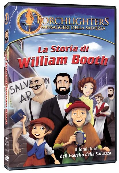 La storia di William Booth [DVD]
