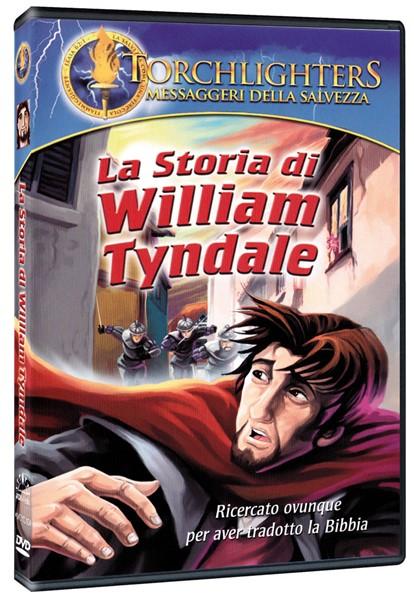 La storia di William Tyndale [DVD]