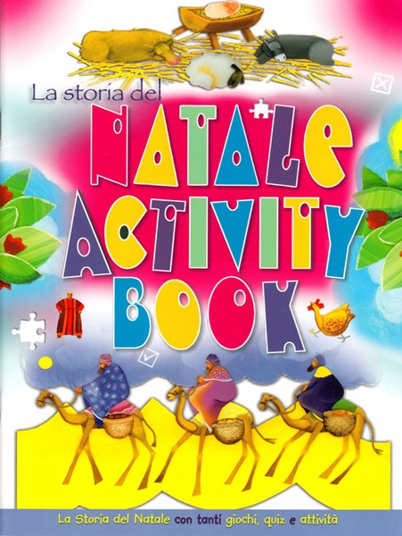 La storia del Natale - Activity Book (Spillato)