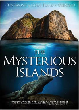 The Mysterious Islands -IN LINGUA ORIGINALE [DVD]