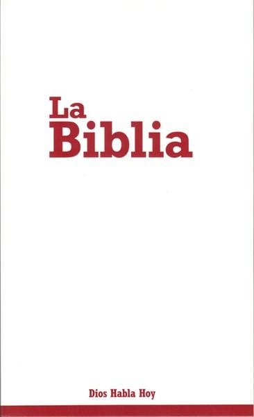 La Biblia - Bibbia in Spagnolo Low Cost - 83246 (SG83246) (Brossura) [Bibbia Piccola]