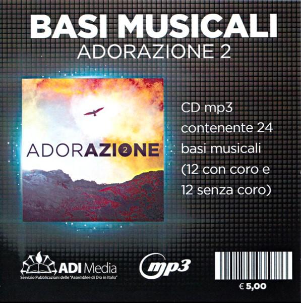 Adorazione 2 - Basi Musicali Mp3