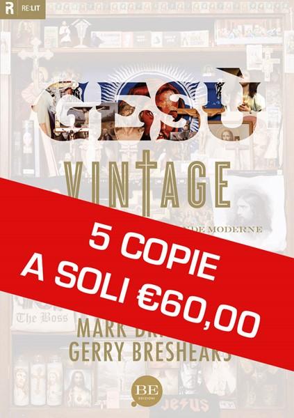 Gesù Vintage - Pacchetto 5 copie a soli €60,00 (Brossura)