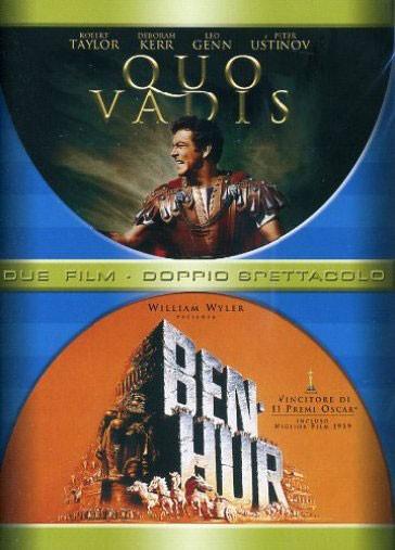 Ben Hur / Quo Vadis [3 DVD]