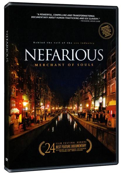 Nefarious. Merchant of souls - In inglese con SOTTOTITOLI IN ITALIANO [DVD]