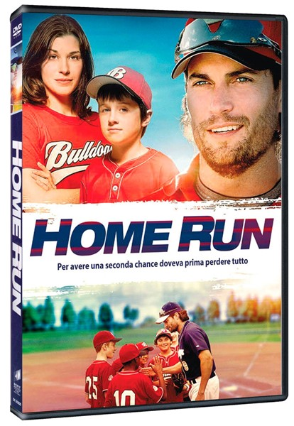 Home Run DVD in italiano