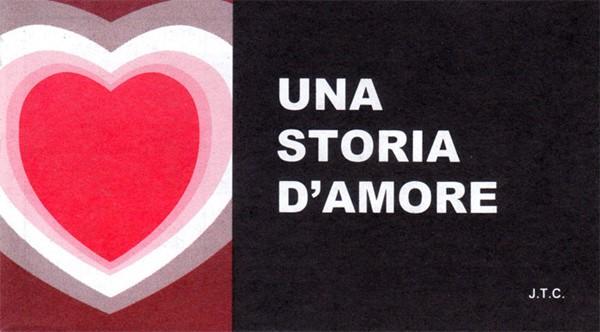 Una storia d'amore (Spillato)