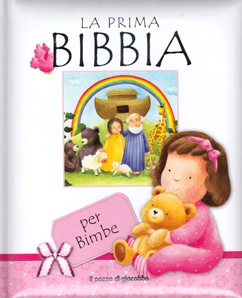 La prima Bibbia per bimbe (Copertina Rigida Imbottita)