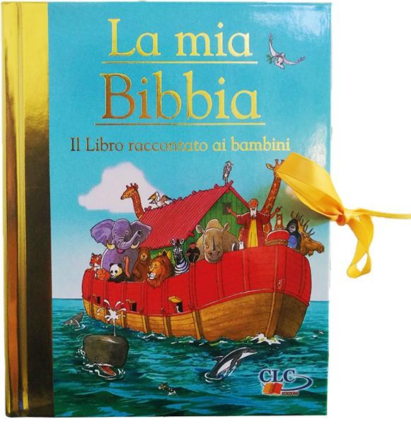 La mia Bibbia (Copertina Rigida Imbottita)