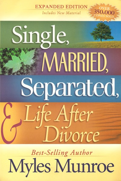 Single, married, separated, and life after divorce (Brossura)