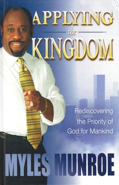 Applying the kingdom (Copertina rigida)