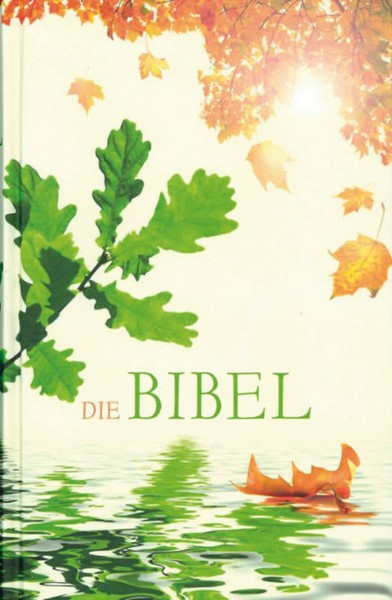 Die Bibel Schlachter Version - Bibbia in Tedesco con riferimenti (Copertina Rigida)