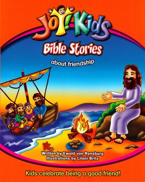 Bible stories about friendship (Brossura)