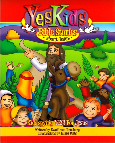 Yes Kids Bible stories about Jesus (Brossura)