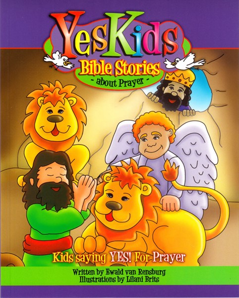 Yes Kids Bible stories about prayer (Brossura)
