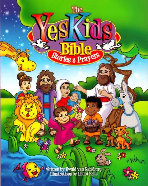 Yes Kids Bible stories & prayers (Brossura)