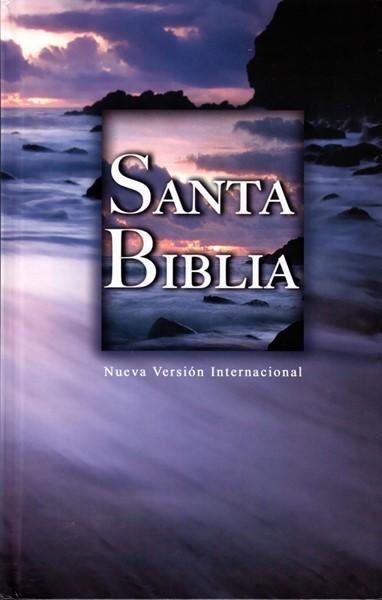 Santa Biblia Nueva Versión Internacional - Bibbia in Spagnolo moderno Rigida (Copertina Rigida) [Bibbia Media]