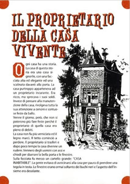Il proprietario della casa vivente - Confezione da 500 opuscoli (Volantino)