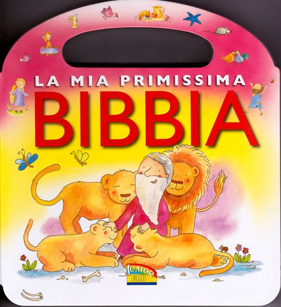 La mia primissima Bibbia (Copertina Rigida)