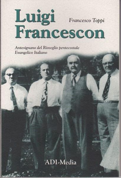 Luigi Francescon (Brossura)