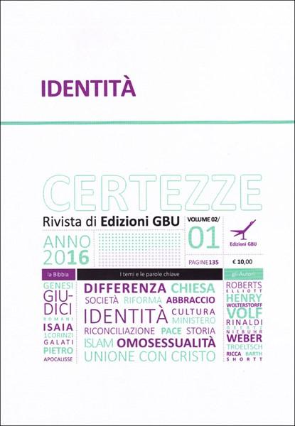 Identità (Brossura)