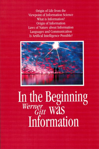In the Beginning was Information (Brossura)