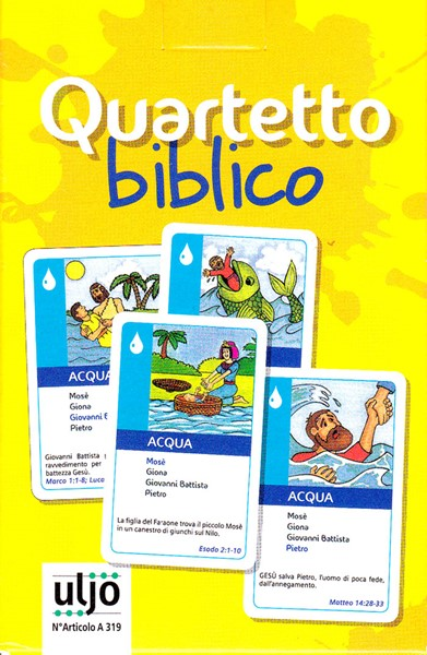 A319 - Quartetto biblico