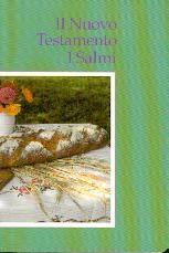Il Nuovo Testamento - I Salmi - 1971 (SG1971) (Brossura)