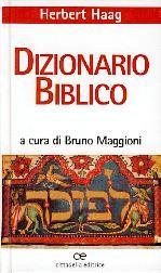 Dizionario Biblico - A cura di Bruno Maggioni (Copertina rigida)