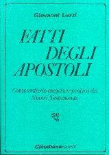 Fatti degli apostoli (Brossura)