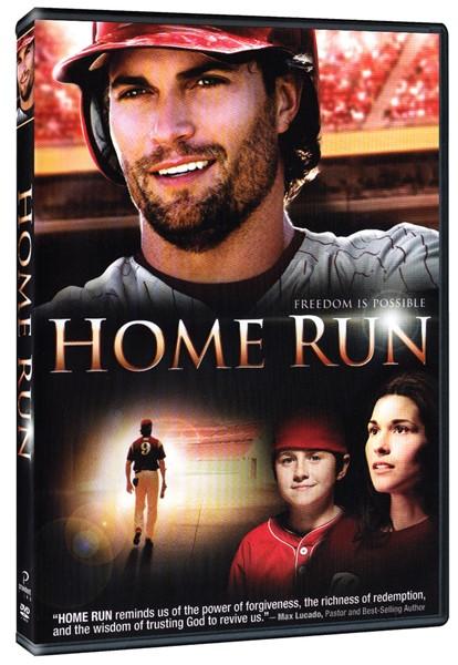 Home Run - Film in lingua originale (Inglese) [DVD]