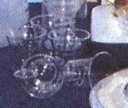 Confezione di 50 bicchierini di plastica per la Santa Cena
