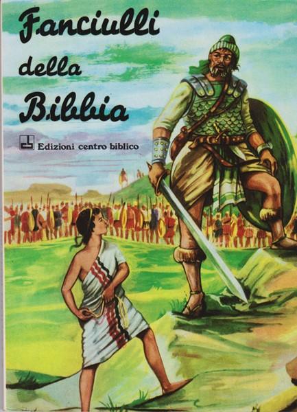 Fanciulli della Bibbia (Brossura)
