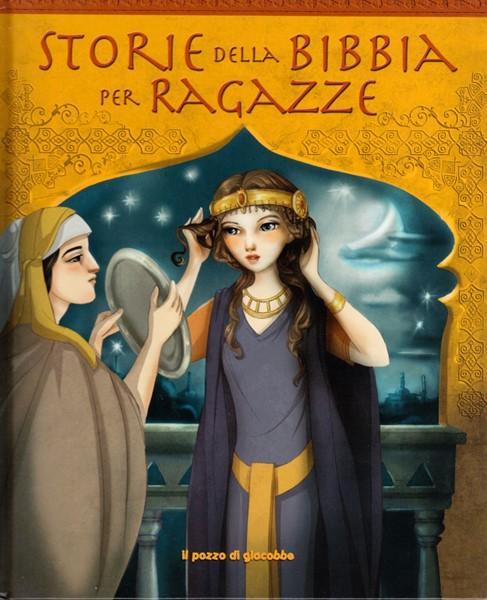 Storie della Bibbia per ragazze (Copertina rigida)