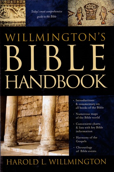 Willmington's Bible Handbook (Copertina rigida)