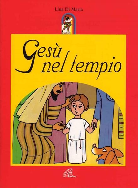 Gesù nel tempio (Spillato)